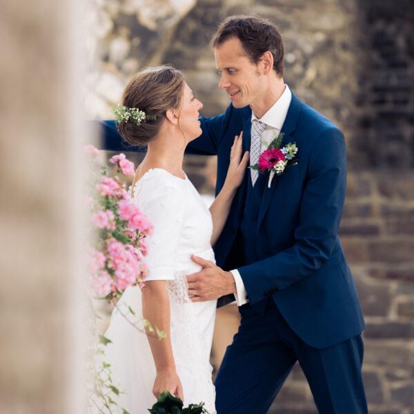 Koen & Arwen - bruidsfotografie Maastricht