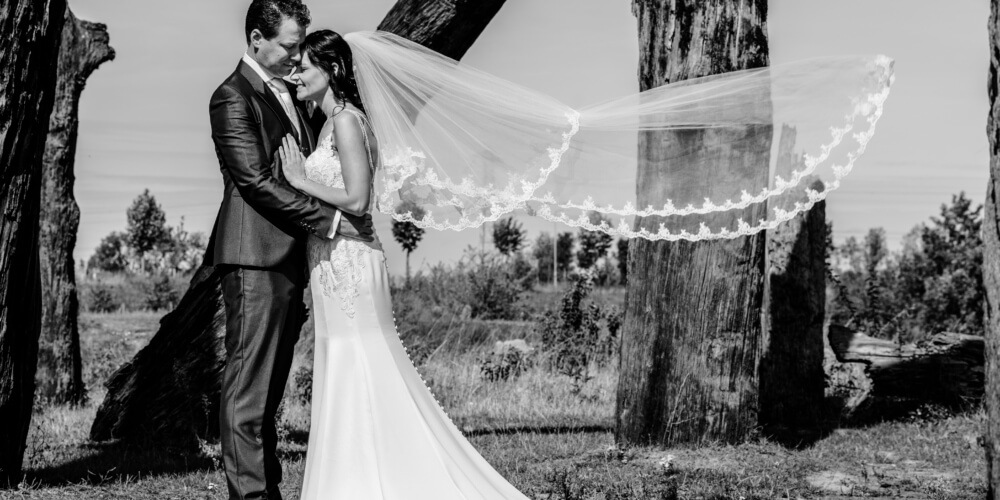 Cees & Liesbeth - Kasteel Eykholt - bruidsfotograaf Limburg