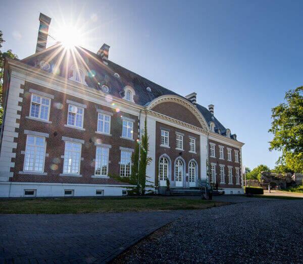 Kasteel Pietersheim, trouwen in je eigen privé kasteel, nabij Maastricht