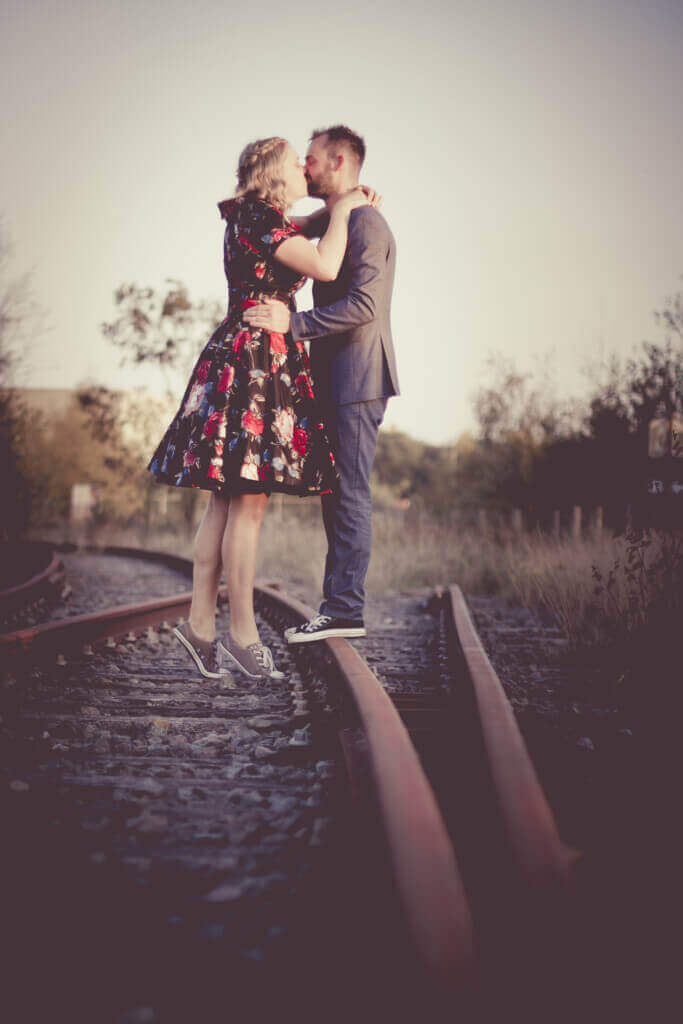 Loveshoot bruidsfotograaf